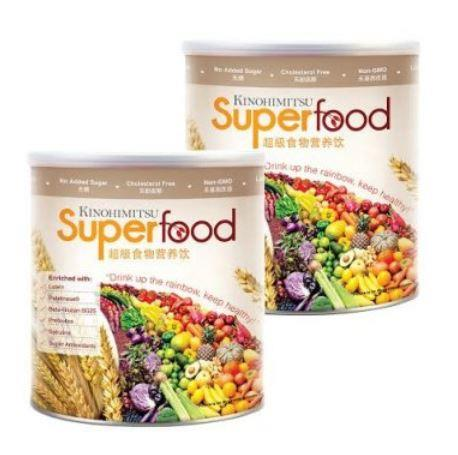 Kinohimitsu Superfood 500g X 2 (FREE SHIPPING)