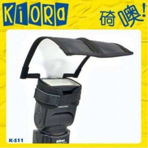 Kiora K-S11 Professional Flash Bounce Reflector Diffuser