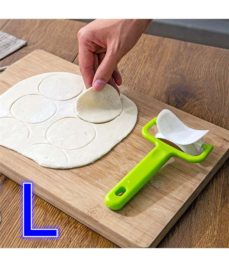 Kitchen Good Helper~Dumpling Wrapper Cutter (L)