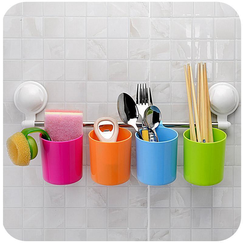 Kitchen Wall Mounted Storage Cup Hanger (HGN0021)