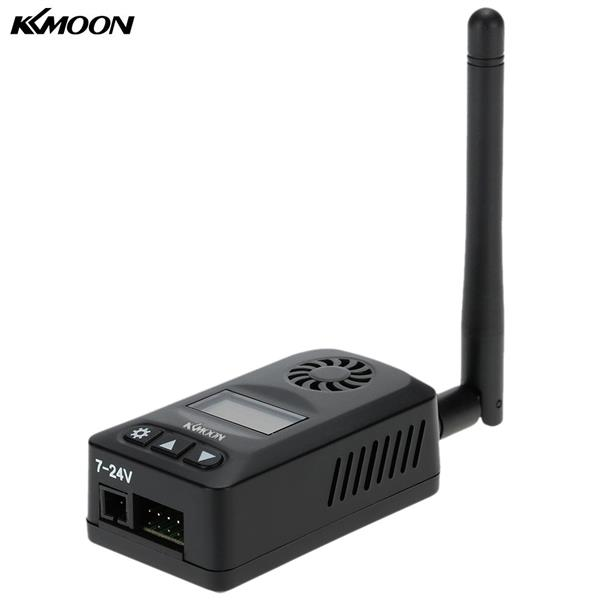 KKMOON 5.8Ghz 32CH 2000mW AV Wireless Transmission FPV Transmitter