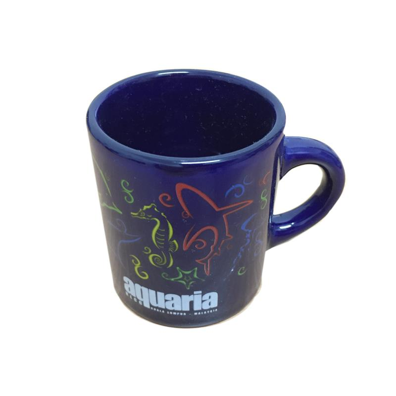 KLCC Aquaria Souvenir Coffee Cup High Quality Drinking Mug 100ml