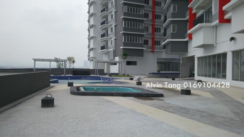 Koi Prima Condo for rent, Nearby MRT Station, Putra Prima, Taman Mas