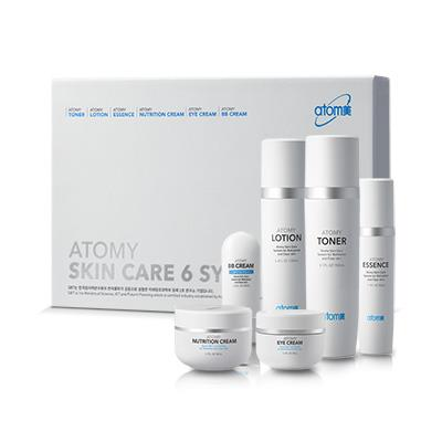 KOREA ATOMY Skin Care 6 System 1 set
