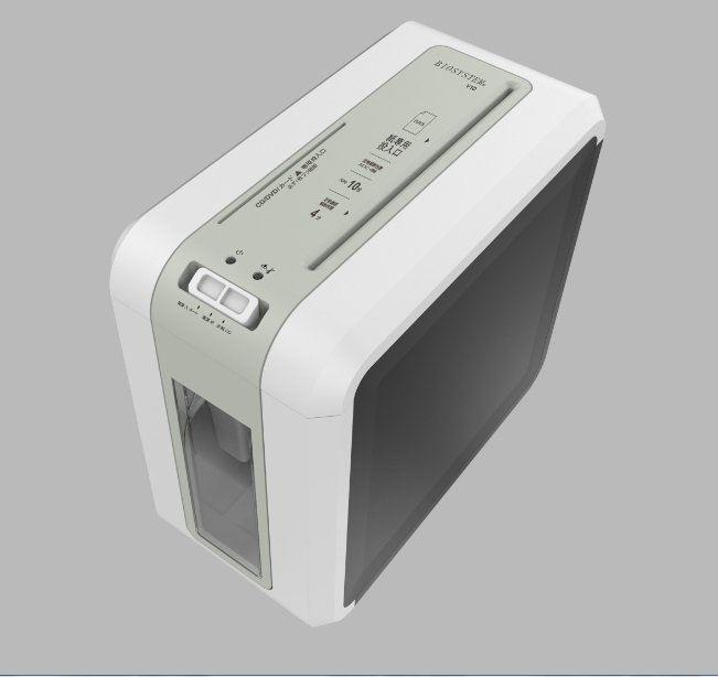 KOREA IMPORT  ** PAPER SHREDDER CUTTER * can cut  CD + CARD + PAPER
