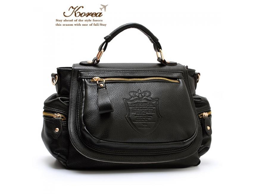 KOREA  SLING BAG -BYT1202BLK