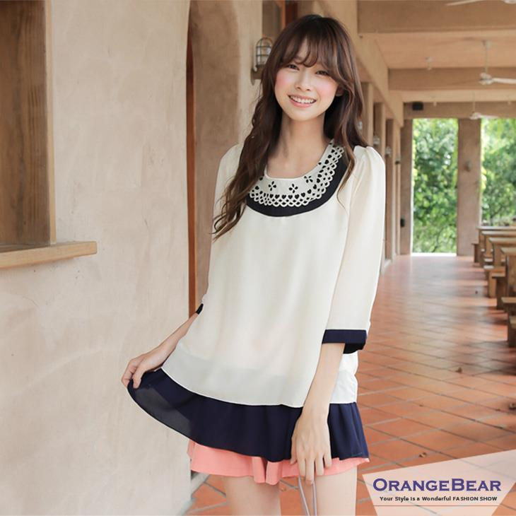 Korean Tops And Blouses 2015 Images