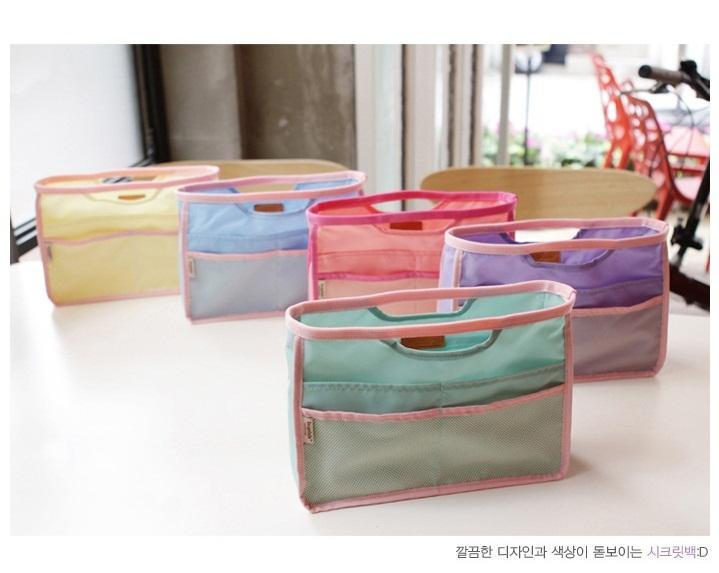 Korean Multi-function Bag In Bag Storage Bag 11935
