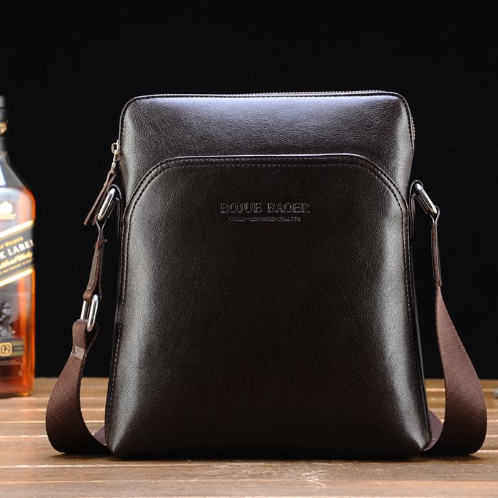 Korean Style Men Shoulder Bag/ Leath (end 1/25/2018 1:15 PM)