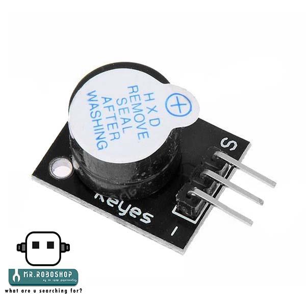 KY-012 Small Active Buzzer Module for Arduino