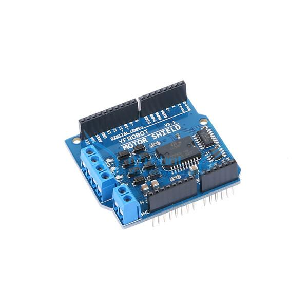L298N Motor Driver Shield for Arduino - Tertiary