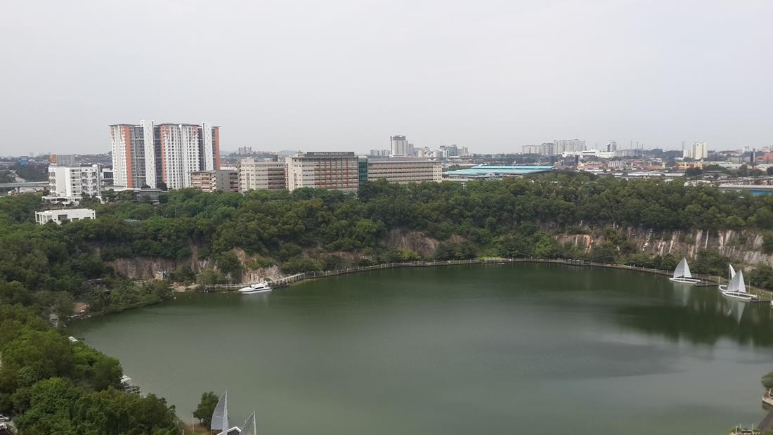 LaCosta Luxury Condo for rent, Lake View, Sunway South Quay