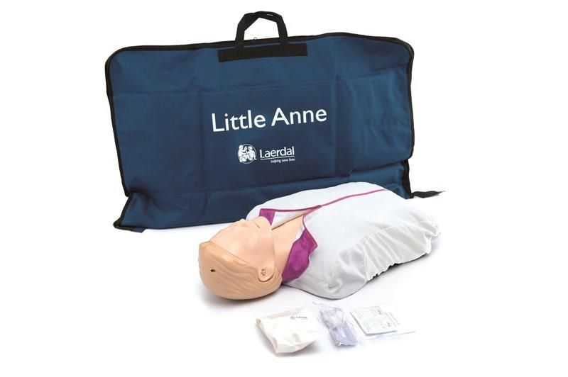 Laerdal CPR Manikin-Little Anne
