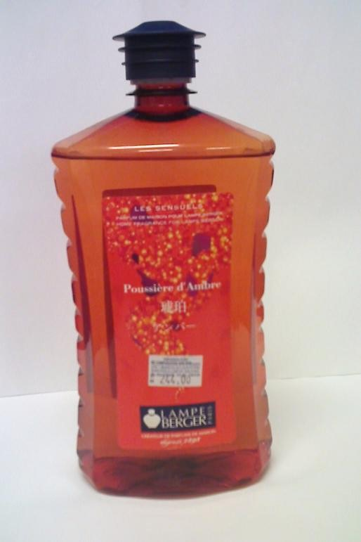 <B>Lampe Berger Oil 1 Litre ( Ambre ) Sale !!! Huge Save Only RM119</B>