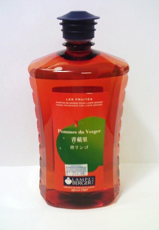 <B>Lampe Berger Oil 1 Litre Apple Sale !!! Huge Save Only RM119</B>
