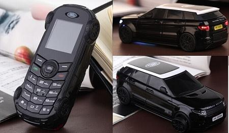 Land Rover Car Design MINI Phone (WP-MINI09)▼