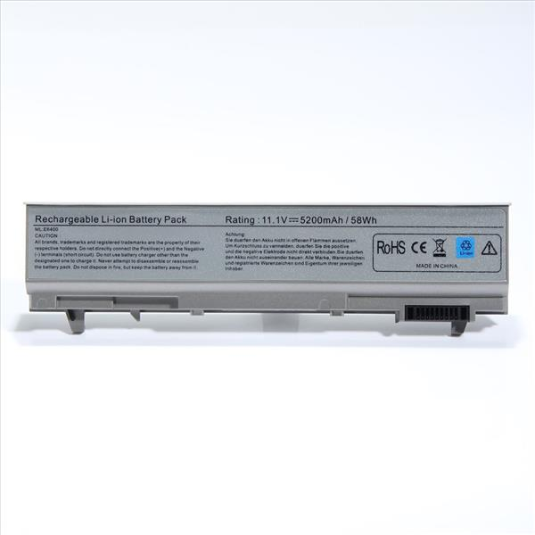 Laptop Battery for Dell  E6400