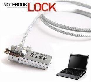 Laptop Computer Lock with Password