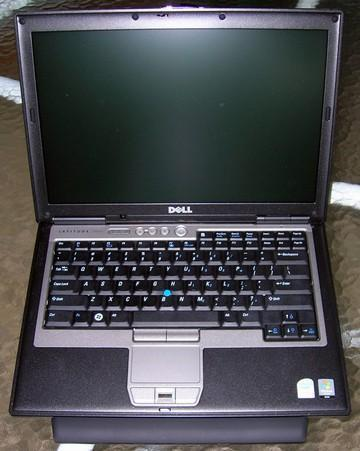 Laptop Dell Latitude D630 Notebook -Core 2 Duo New battery