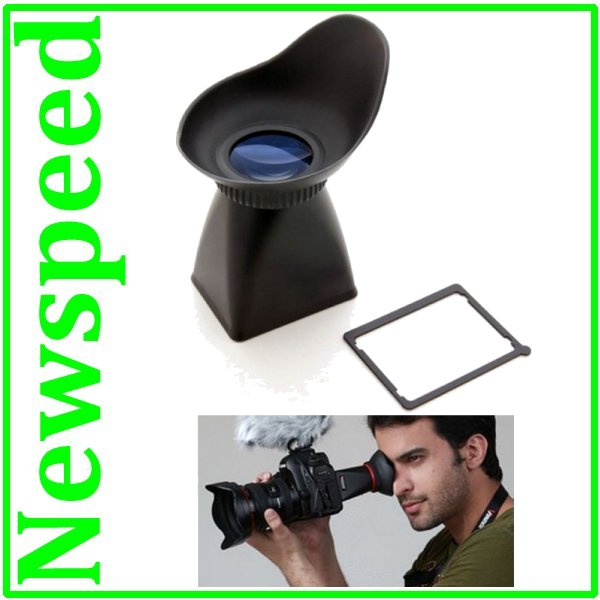 LCD Viewfinder View Finder Extender LCDVF for Nikon 1 J1 J2 V1 V2