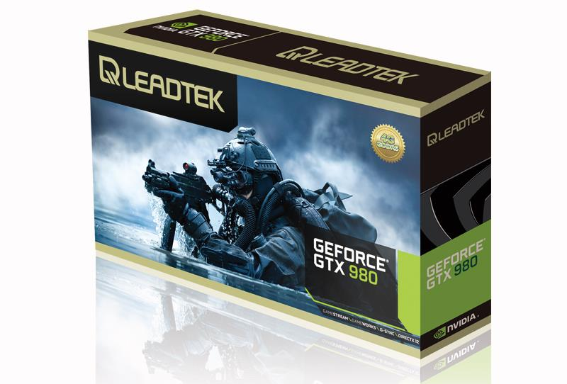 # LEADTEK WINFAST GTX 980 HURRICANE 4GB D5