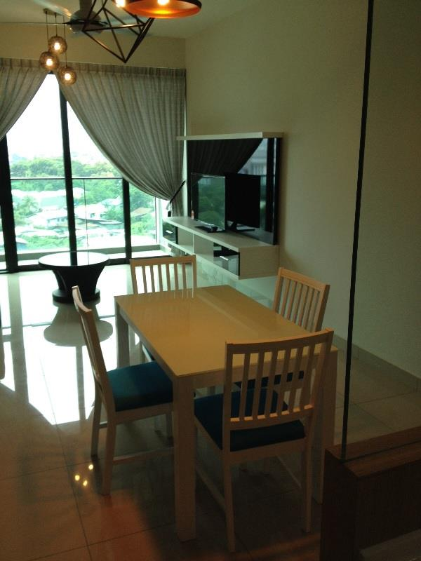 The Leafz Condo for rent, Fully Furnished, 2 Car parks, Sungai Besi