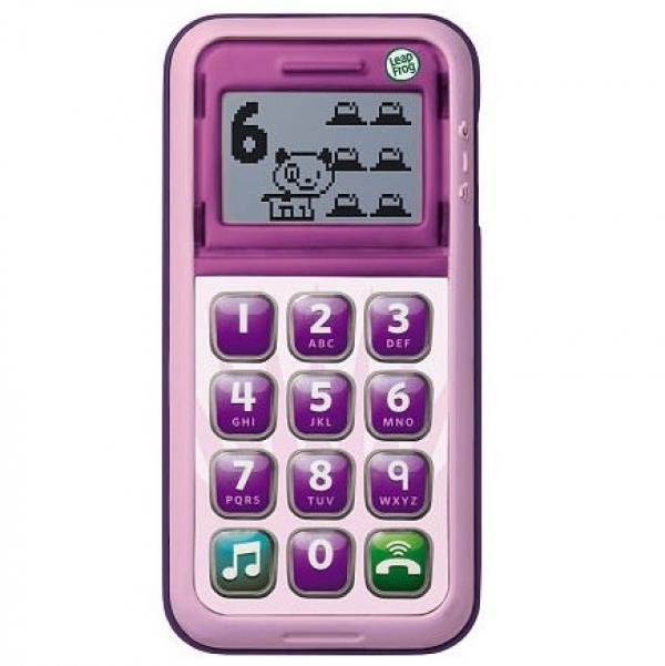 Leapfrog Violet Chat & Count Phone