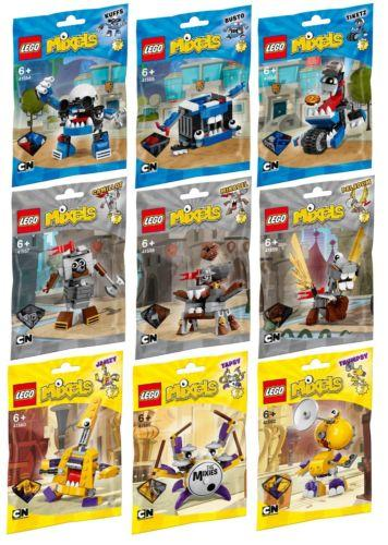 Lego 41545 - 41553 Mixels Series 7 Full Set All 9 NEW