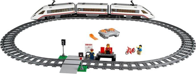 LEGO 60051 City Passenger Train NEW MISB