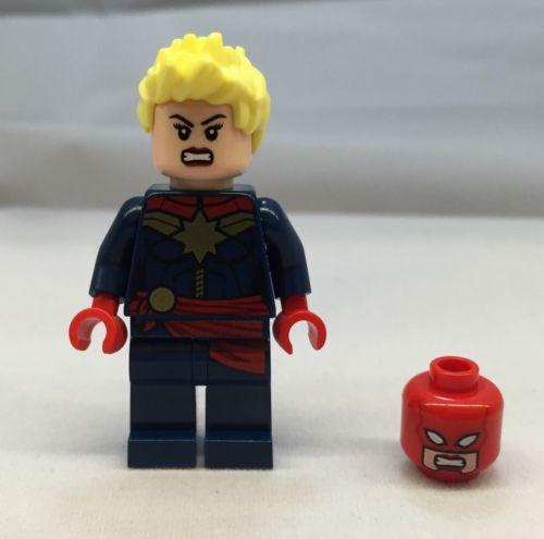 LEGO 76049 Marvel Super Heroes Captain Marvel Minifigure NEW