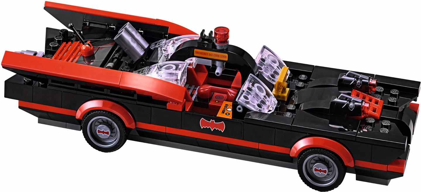 LEGO Batman TV Classic Batmobile Only NEW Split From 76052