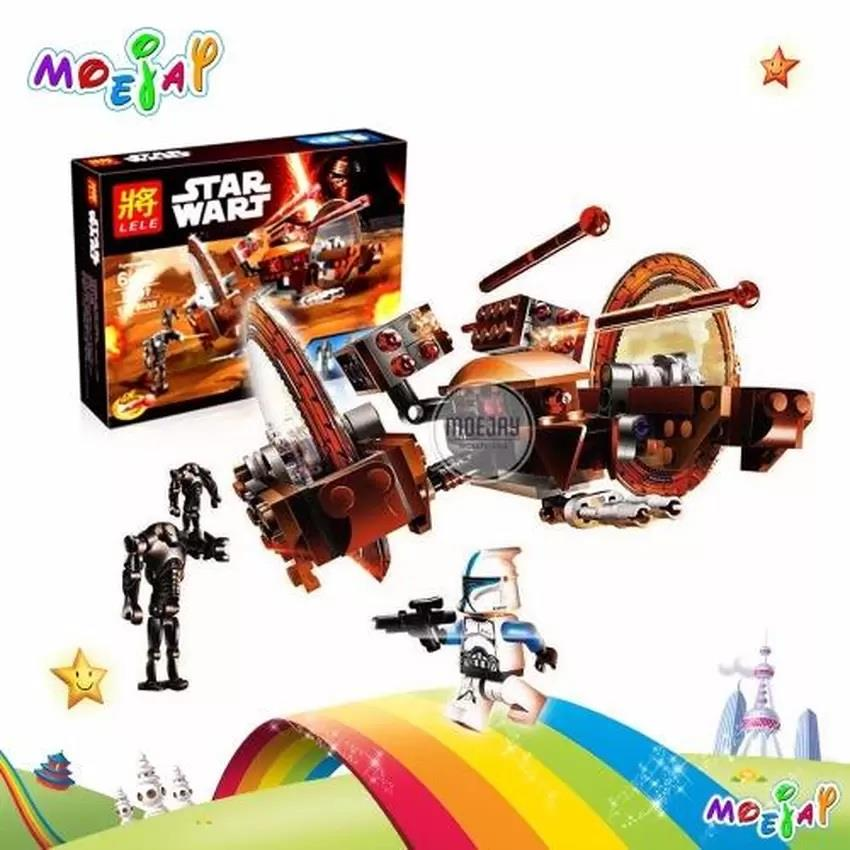 Lego Compatible LELE 79207 Star Wars Building Blocks Toys