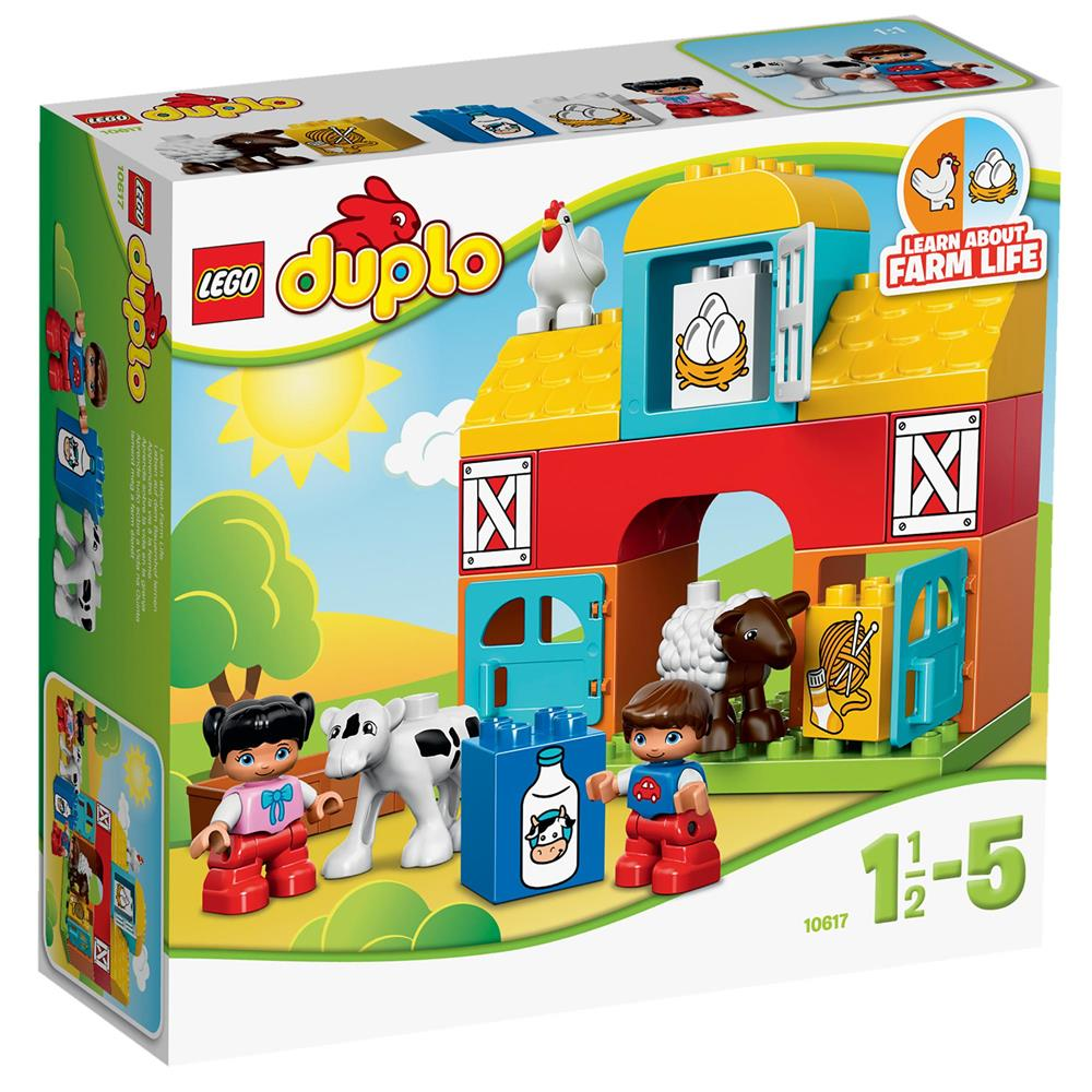 LEGO DUPLO - My First Farm (10617)