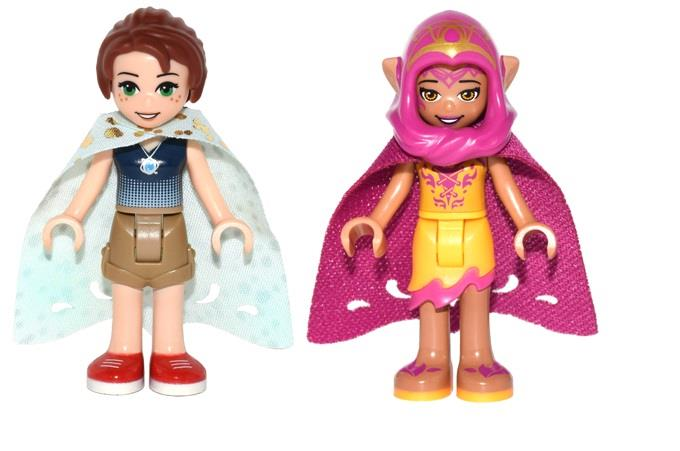 LEGO Elves 41179 Azari Firedancer & Emily Jones Minifigure / Minidoll