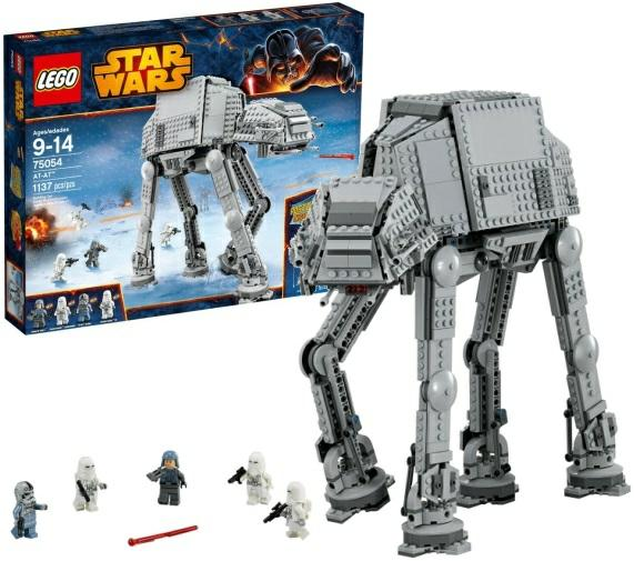 lego star wars at at 75054 end 2 27 2016 4 15 pm   myt