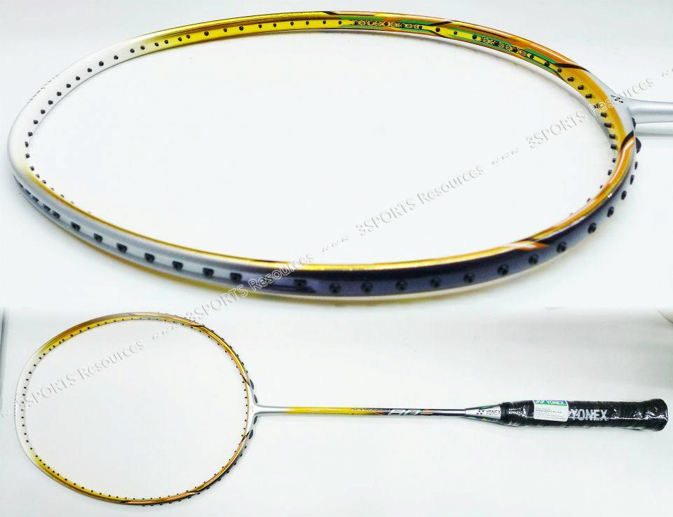 [LELONG ONLY] YONEX NANORAY 80 RACQUET