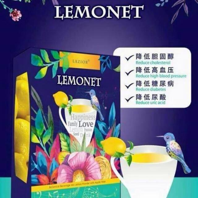 Lemonet dietary and detox fiber (1 x 15 shashet)