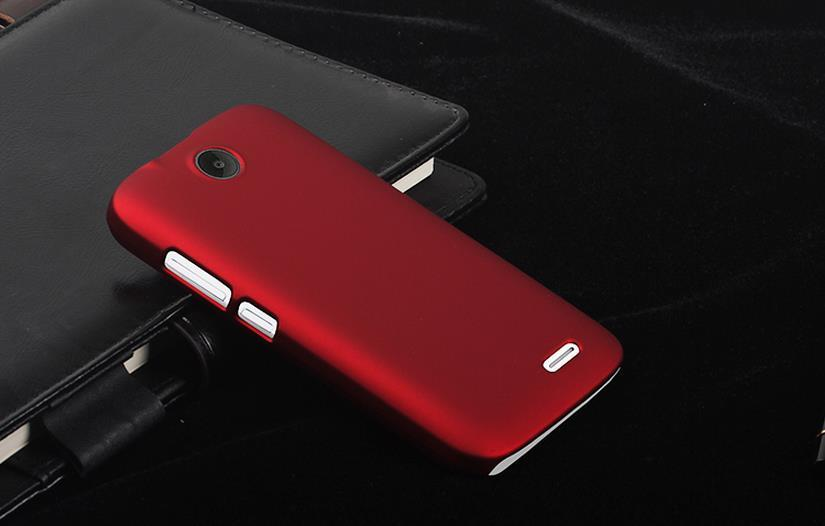 Lenovo A560 Hard Back Case Cover Casing + Free Screen Protector