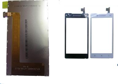 Lenovo A788 Display Lcd / Digitizer Touch Screen