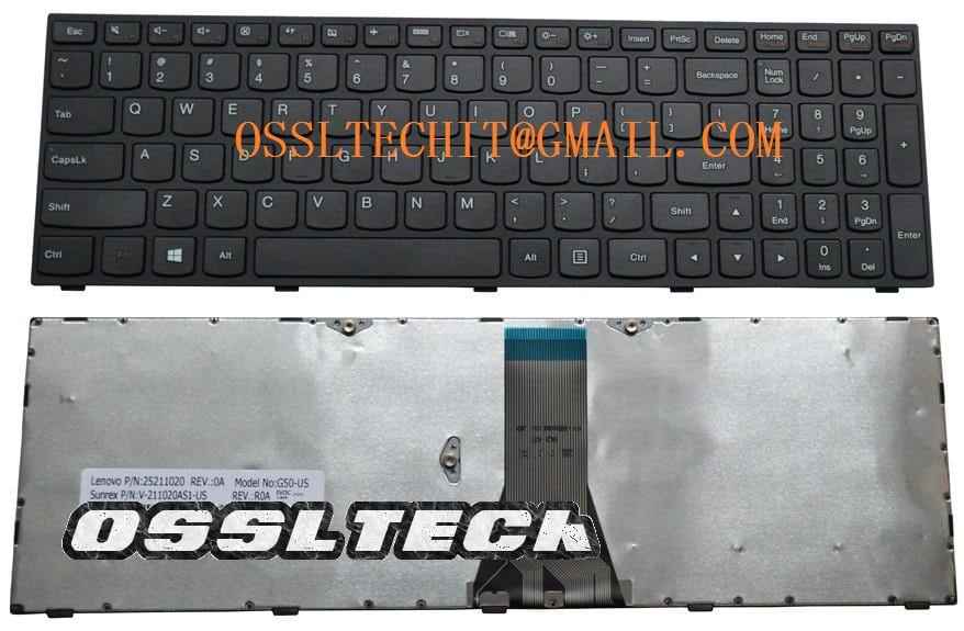 LENOVO Ideapad G50 B50 70AT Z50 G70 80 10 30 45 70 75 70A Keyboard
