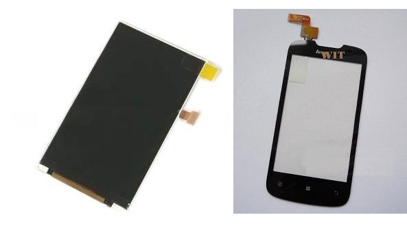 Lenovo IdeaPhone A690 Display Lcd / Digitizer Touch Screen