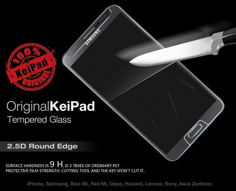 Lenovo K3 Tempered Glass Screen Protector 0.26mm Round Edge 2.5D
