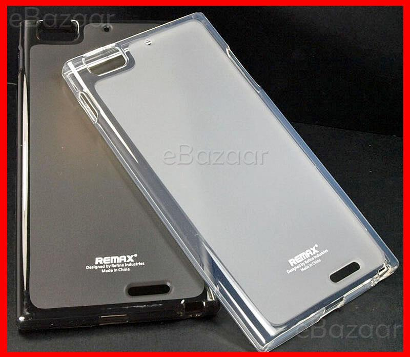 Lenovo K900 REMAX Pudding Case with Screen Protector