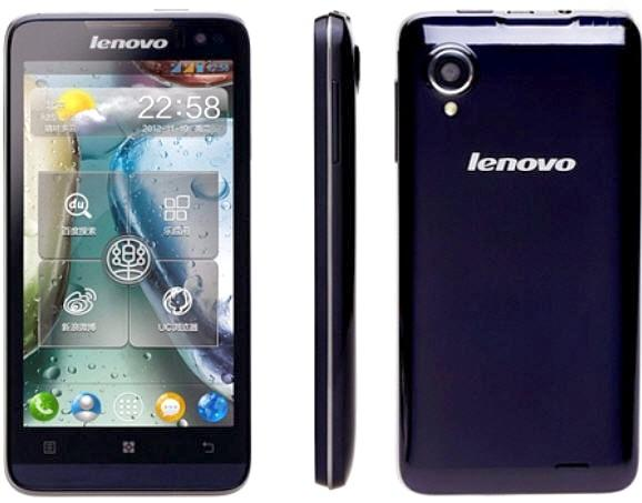 Lenovo P770 4.5' Dual Core Dual Sim Smart Phone (WP-P770)!