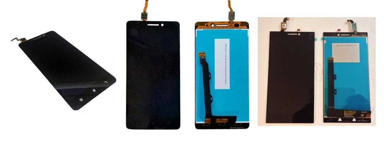 Lenovo Phone A5000 A6000 A7000 Plus Display Lcd Digitizer Touch Screen