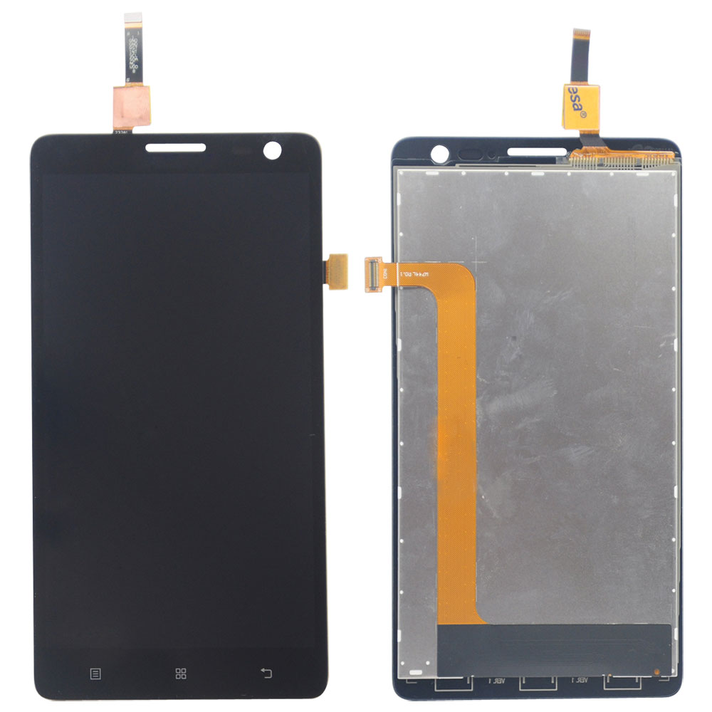 Lenovo S856 Lcd Display & Digitizer Glass Touch Screen Sparepart