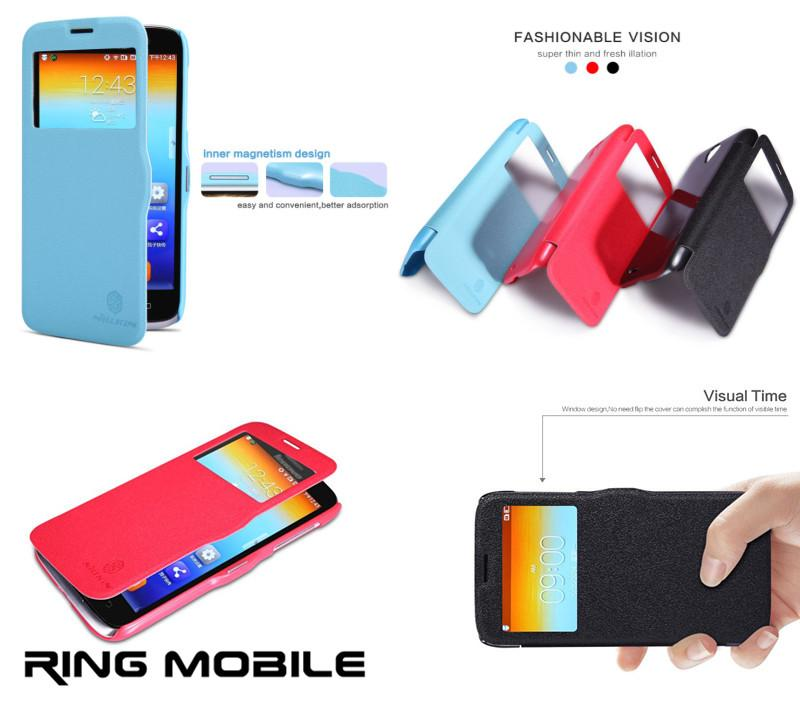 Lenovo S859 Nillkin Fresh Series Leather Case - rmtlee