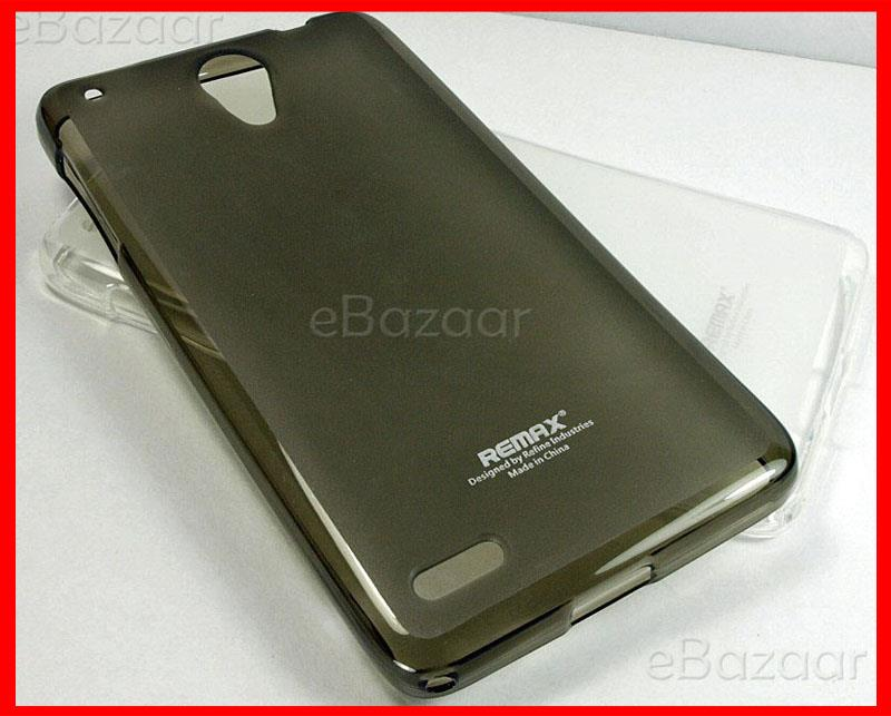 Lenovo S890  REMAX Pudding Case with Screen Protector
