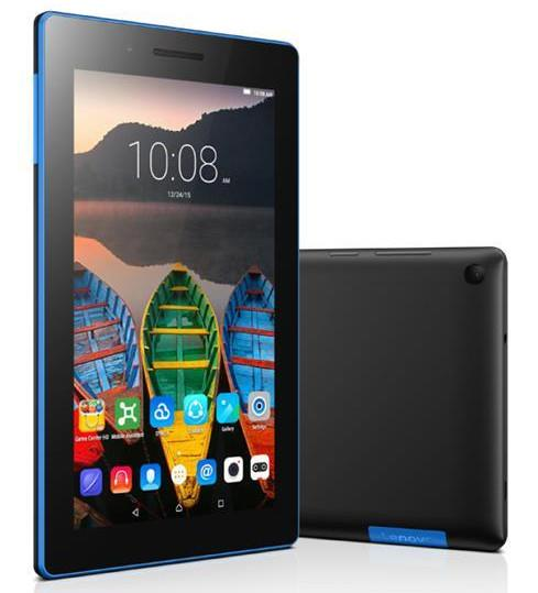 Lenovo TAB 3 LTE 4G - 7' display,Android 6.0,16GB+1GB RAM,Imported Set