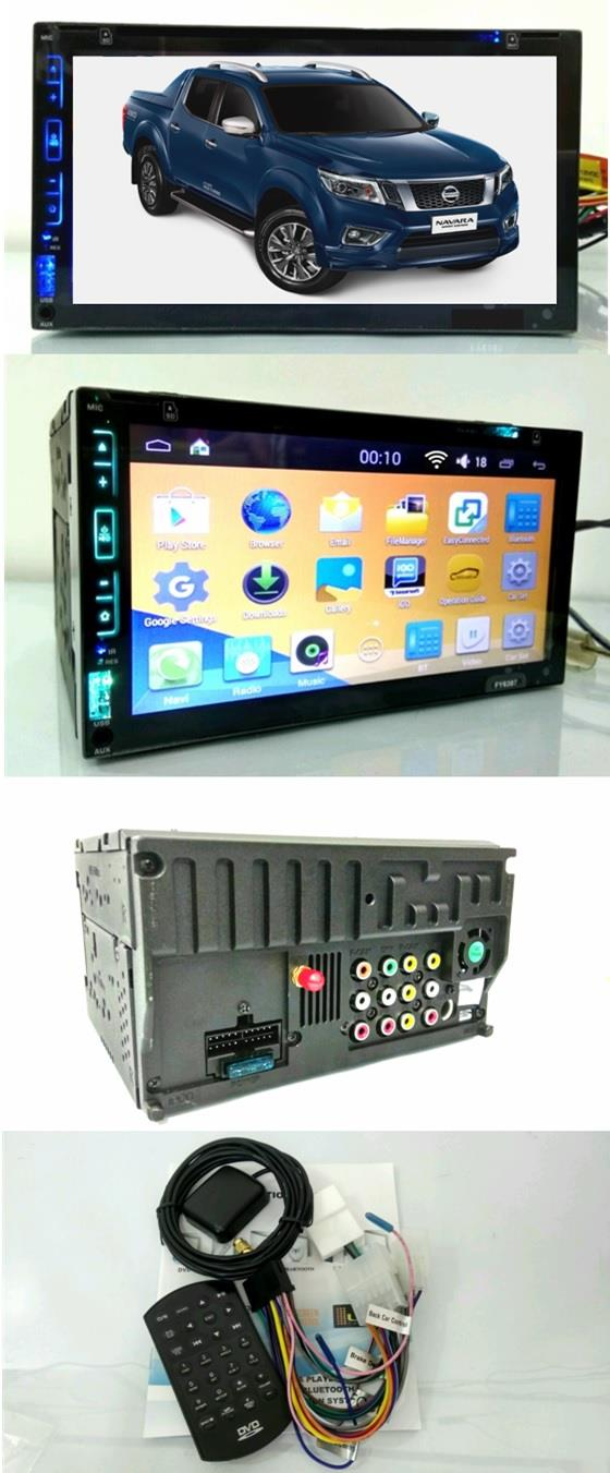 LEON Almera Livina Navara Latio Android 16G Wifi DVD GPS USB Player